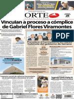 Periódico Norte edición impresa día 29 de septiembre