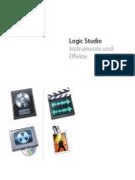 Logic Studio Instrumente Und Effekte