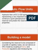 Hydraulic Flow Units Part 2
