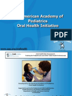 AAP Oral Health Initiative