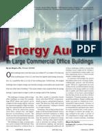 Energy Audit Article