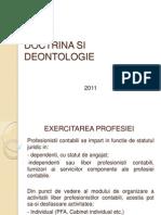 Doctrina Si Deontologie Mai 2012 i