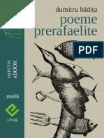 Poeme prerafaelite de Dumitru Bădița