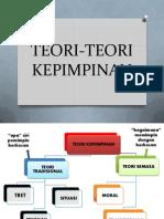 TEORI-TEORI KEPIMPINAN