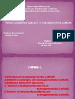 Www.referate.ro-tehnici Statistice Aplicate in Managementul Calitatii b9ffd