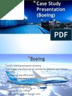Case Study Presentation (Boeing)