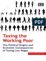 Taxing the Working Poor