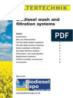 Biodiesel Filtration Options