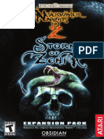Neverwinter Nights 2 Storm of Zehir - Manual