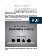 Learn Engineering Drawing Online