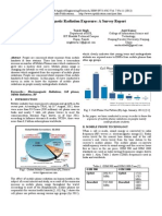 Electromagnetic Radiation Exposure a Survey Report