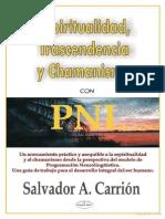 resumen Espiritualidad transcendencia y chamismo  PNL SALVADOR CARRIÓN