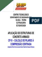 AECA - CP 01 - PILARES - Exercicio Proposto 4.7.1.4 - Pag 168 - Resolucao - Revisao R01