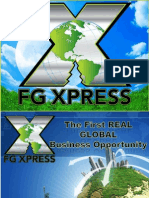 FGXpress Product and Business