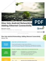 Dive Into Android Networking- Adding Ethernet Connectivity