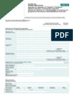 Tax IT77cApplicationforRegistrationCompanyForm