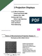 Toshiyoshi - Projection Based Displays
