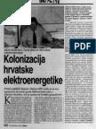 Ostric (1998k)- Hrvatski Obzor 22-8-1998