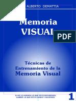 Memoria Visual 1