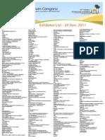 20th World Petroleum Congress 2012