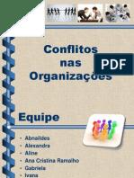 Apresentação Comportamento Organizacional