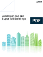 Tall Buildings A4 Brochure AECOM