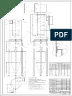 Proiect Procedee Si Echipamente de Epurare a Aerului (Desen)
