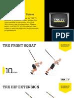 Trx 30 Minute Workout - April 11 - Power