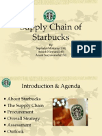 Starbucks Supply Chain