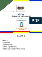 Writing1_Pertemuan5_Modul 6_Arif Frida.ppt