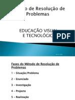 MÉTODO RESOLUÇÃO PROBLEMAS.