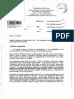 1° relazione garante detenuti pistoia  protocollata