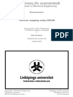 Airborne mapping using LIDAR (Electronics Project).pdf