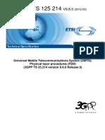 3GPP Physical Layer FDD_Rel9