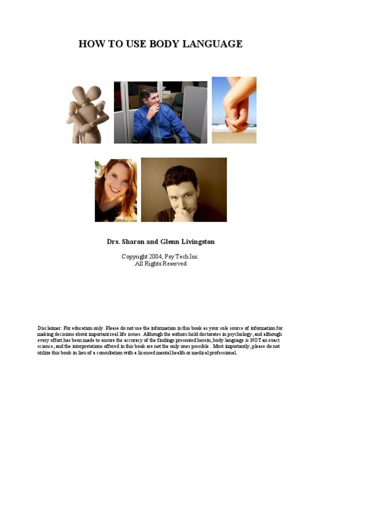 flirting moves that work body language free pdf files download