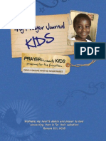 My Prayer Journal KIDS