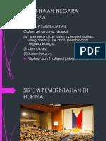 Sistem Pemerintahan Di Filipina & Thailand
