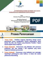 Back Ground Study Penyusunan Buku III RPJMN 2015-2019 Pembangunan Berdimensi Kewilayahan