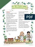 habitatsenvironment3-4 sci fair proj ideas
