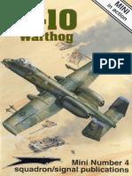 1604 - A-10 Warthog
