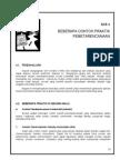 Bab 4 Beberapa Contoh Praktik Pemetarencanaan