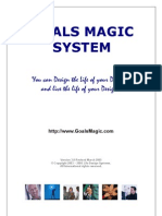 Goals Magic System