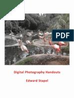 Digital Photo Handouts