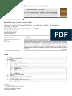 Metal Forming Review Paper