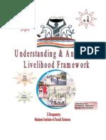 Understanding & Analyzing Livelihood  Intervention