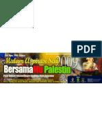 Bersama Mu Palestin