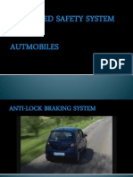 hhj Advanced Safety System in Automobiles