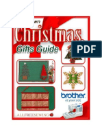 The Sewn Christmas Gifts Guide eBook
