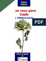 17408136 Faulkner Una Rosa Para Emily
