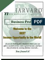 Harvard Risk Management Corporation